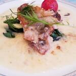 120033514 - 『Pranzo(ランチ)Bコース』◇メイン料理(本日の魚or肉料理)  ◇魚料理をチョイス