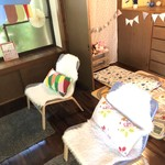 Coco Cafe relief - 別部屋の授乳スペース
