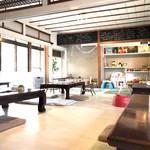 Coco Cafe relief - キッズズペースのあるお部屋は全席座席スタイルになります。
