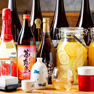 10月13日~メニュー変更>日本酒を多数取り揃え