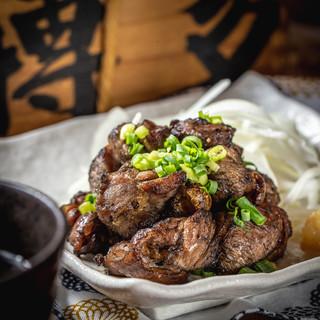 厳選の地域限定、九州食材を使用した逸品料理が盛り沢山