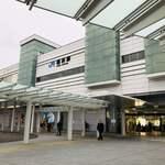 越前 田村屋 - 積雪にも強い設計の福井駅です(*^◯^*)京福バス乗り場にて。。。