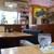 喫茶マロニエ - 内観写真:お冷とおしぼり