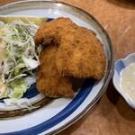 さざんか - 魚のフライ(鯛)