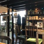ニド・カフェ - 店内
