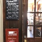 ニド・カフェ - 入口