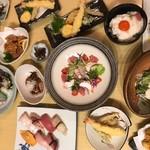 魚と肴がうまい店 お魚パラダイス 一文字 -