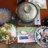 かたやま - 料理写真:クエしゃぶしゃぶ・クエ鍋