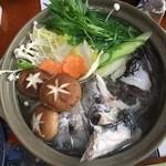 かたやま - クエ鍋