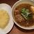 イエロースパイス - 料理写真:ひき肉納豆 スープ(黄)