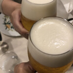 ル・コントワール・デュ・グー - 乾杯〜〜❣️