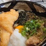 ぶっかけ亭本舗ふるいち - 料理写真: