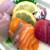 炭火と海鮮 大衆酒場くろき - 料理写真:お刺身の盛り合わせ