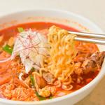 コサリ - 自家製テールスープのユッケジャンラーメン