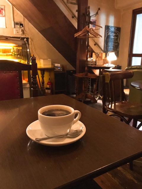 マリンバ カフェ