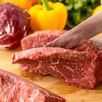 厳選牛肉のグリル 150g