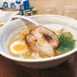 麺屋 廣島弐番 - 美味かった豚チャーシュー