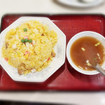 中国菜館 岡田屋 -