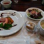 レストラン アナナス - 料理写真:団体予約で特別料理