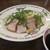 庵 - 料理写真:焼豚(ミニ)