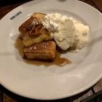 NINICAFE - フレンチトースト バニラアイスがありがたい!!