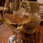 ビストロ カンパーニュ - 白ワイン(シャルドネ)