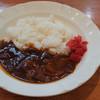 ロゼ - 料理写真:ハヤシライス 630円