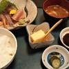 和風花紋 - 料理写真:さわら定食。もっちり鰆。