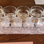 澤乃井ままごと屋 - 利酒