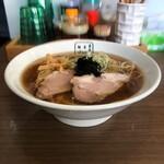 麺屋 翔 - あご出汁細麺大盛