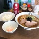 麺屋 翔 - スリーショット