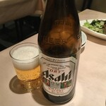 広味坊 - 瓶ビール880円