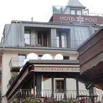 Unique Hotel Post - レストランThe Factry,ユニーク ホテル ポスト(Unique Hotel Post)スイス,ツェルマット,食彩品館.jp撮影