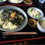 すみれキッチン - 納豆スパゲティ
