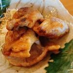 旬彩創作料理 園 - 豚肉の西京焼