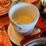 旬彩創作料理 園 - 茶碗蒸し