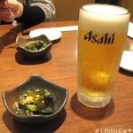 1201319 - よしおのNEWタクドラ日記-生ビール