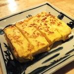いか天国 - 寿司屋の玉子焼