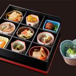 きた山 - 京の彩り膳