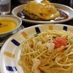 スパゲティハウス HIROSHI - 料理写真