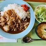 レストラン 味蕾亭 - ハヤシライス