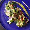 アリタハウス - 料理写真:コース前菜は新鮮な地魚と地野菜を使用。