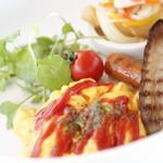 アリタハウス - 朝食は不定期のメニュー内容変更があります。