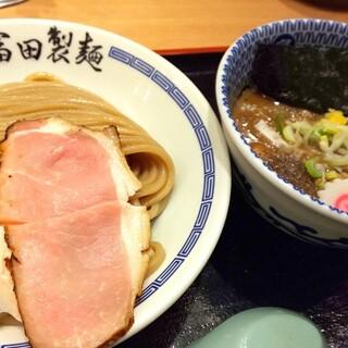 松戸富田製麺 - 料理写真:濃厚つけ麺 850円