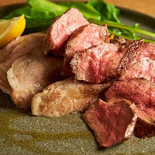 贅沢なお肉料理をリーズナブルにご提供◆SNS映えするランチも