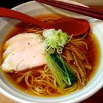 平右衛門 - 料理写真:鶏そば ¥840