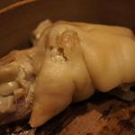 札幌ぶたやO38 - 豚足蒸し