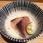 寿製麺 よしかわ 川越店 - 「鰤丼」(「むぎくらべ」出店)