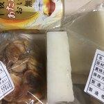 道の駅奥伊勢おおだい 屋台 - 料理写真:厚みのある切り餅