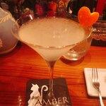 Amber - ホワイトレディ 800円